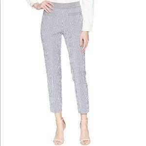 NWT Trina Turk Montebello Striped Pants